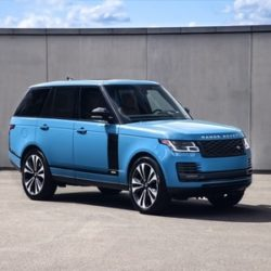 RANGE ROVER MARKS 50 YEARS OF ALL-TERRAIN INNOVATION AND LUXURY WITH EXCLUSIVE NEW LIMITED EDITION
