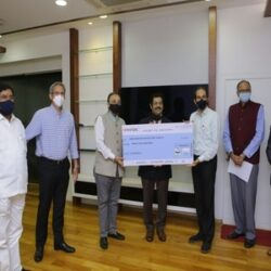 Maritime Apex bodies, MASSA & FOSMA, donate Rs 25 lakhs to Chief Minister's Relief  Fund-COVID 19