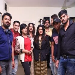 Upcoming Bengali flick Adelante just wrapped up its shooting
