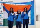 Gold and Bronze for India in Mixed Rapid Fire, Silver in Women's 3P Team